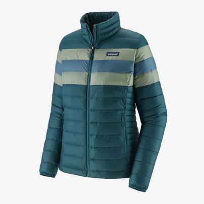 Patagonia Women's Down Sweater Jacket - Dark Borealis Green
