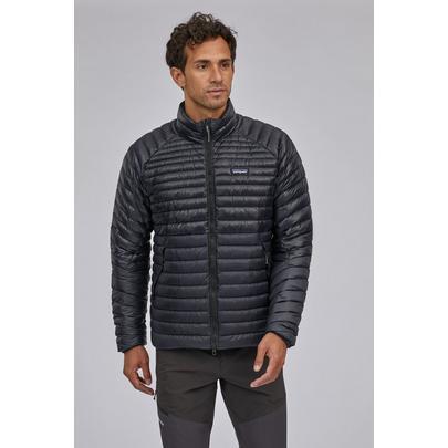 Patagonia Men's Alplight Down Jacket - Smolder Blue
