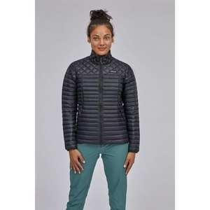 Women's Alplight Down Jacket - Smolder Blue