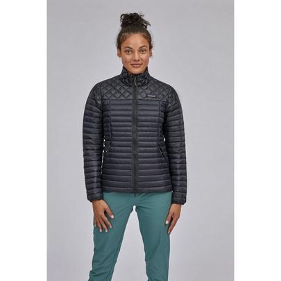 Patagonia Women's Alplight Down Jacket - Smolder Blue