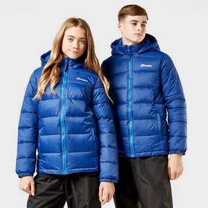 Kids Burham Insulated Jacket - Blue