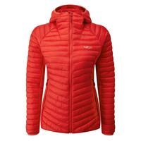 Women's Cirrus Flex Hoody - Red