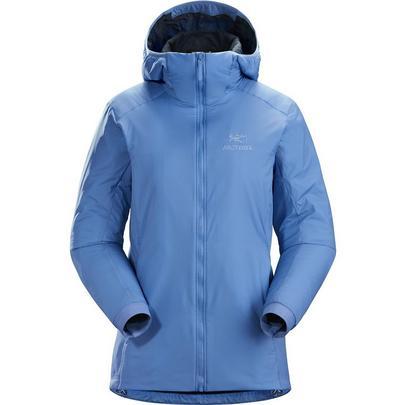 Arcteryx Women's Atom LT Hoody Jacket - Helix Blue