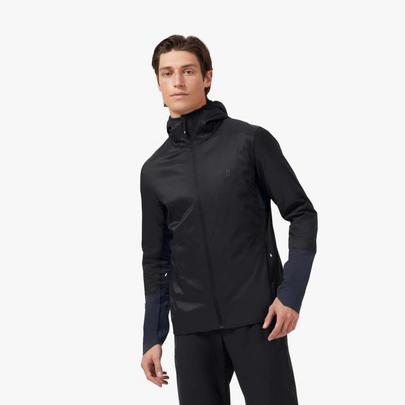 On Men's Insulator Jacket - Black / Navy