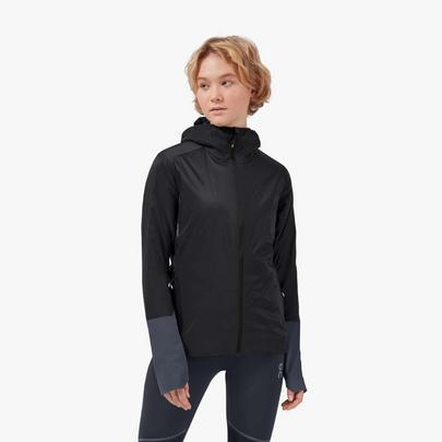 On Women's Insulator Jacket - Black / Dark