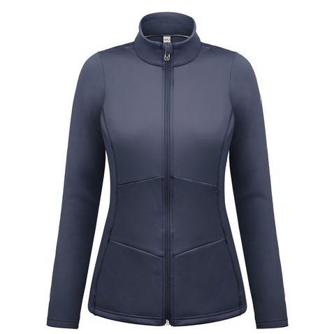 a5c6b6f7c Navy Poivre Blanc Women's Stretch Fleece