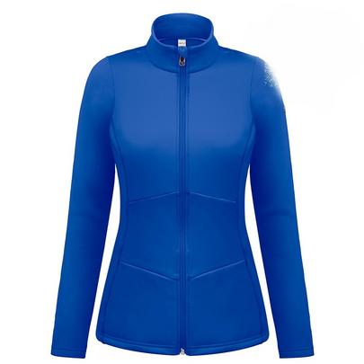 Poivre Blanc Full Zip Stretch Fleece Jacket