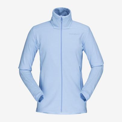 Norrona Women's Falketind Warm1 Fleece Jacket - Serenity