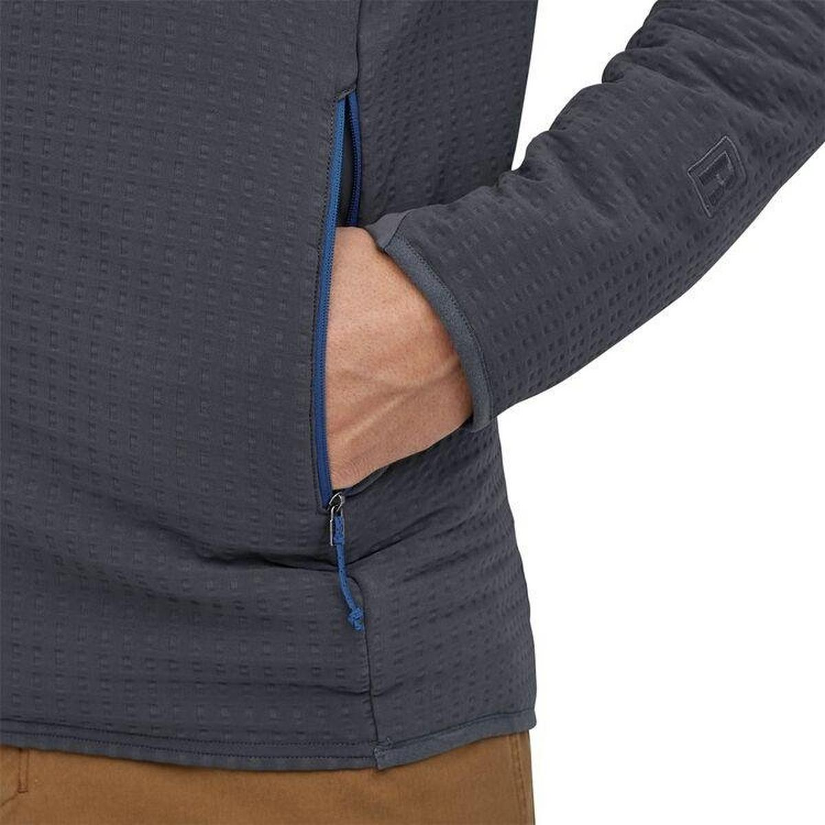 Patagonia Men's R2 Techface Jacket - Grey