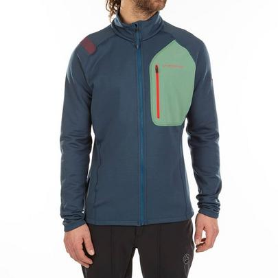 La Sportiva Men's Reign Jacket - Opal Grass Green