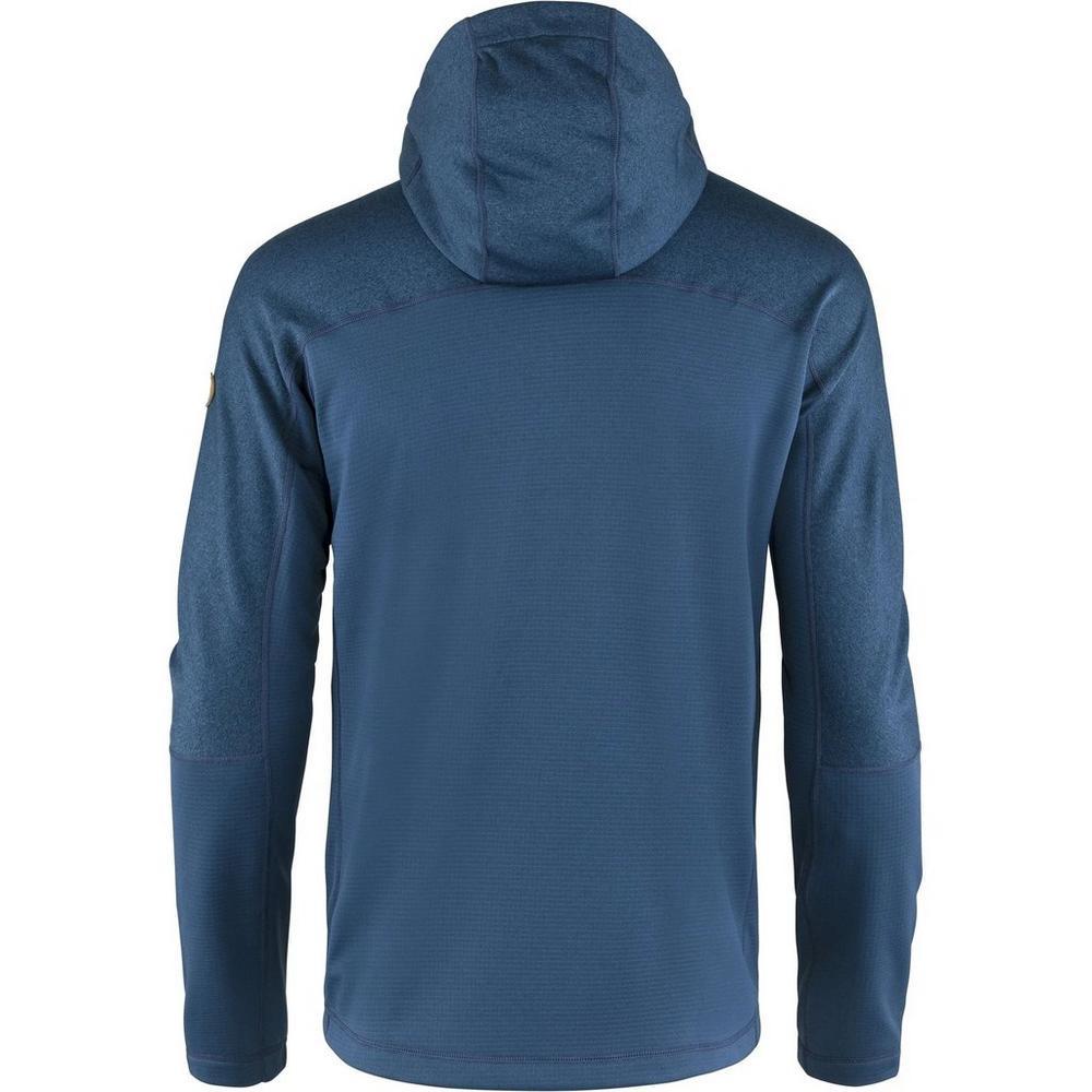 Fjallraven Men's Abisko Trail Fleece - Uncle Blue
