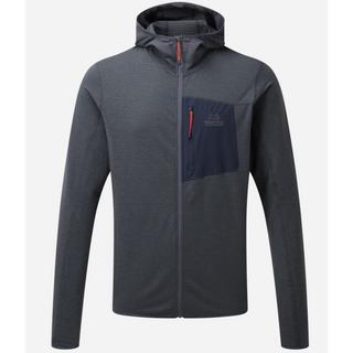 Men's Lumiko Hooded Jacket - Grey