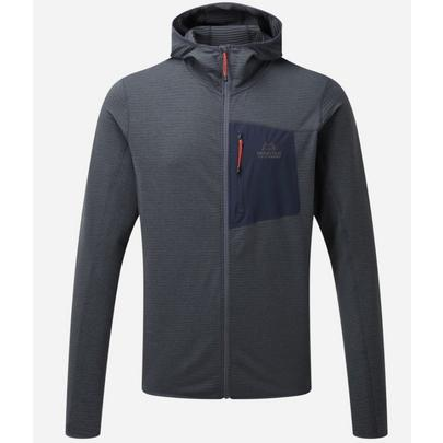 Mountain Equipment Men's Lumiko Hooded Jacket - Grey