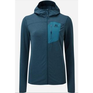 Women's Lumiko Hooded Jacket - Blue