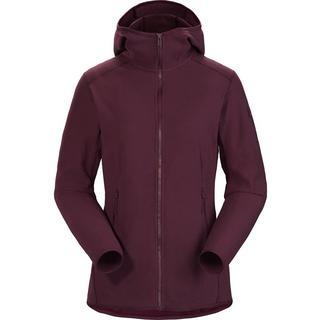Women's Delta LT Hoody - Purple
