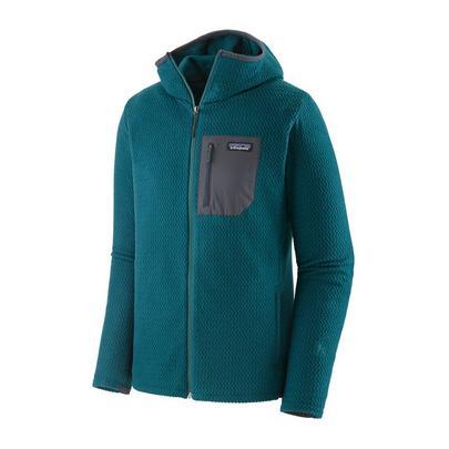 Patagonia Men's R1 Air Full Zip Hoody - Dark Borealis Green