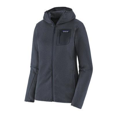 Patagonia Women's R1 Air Full Zip Hoody - Smolder Blue