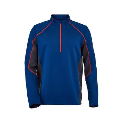 Spyder Men's Halcyon Zip T-Neck - Abyss
