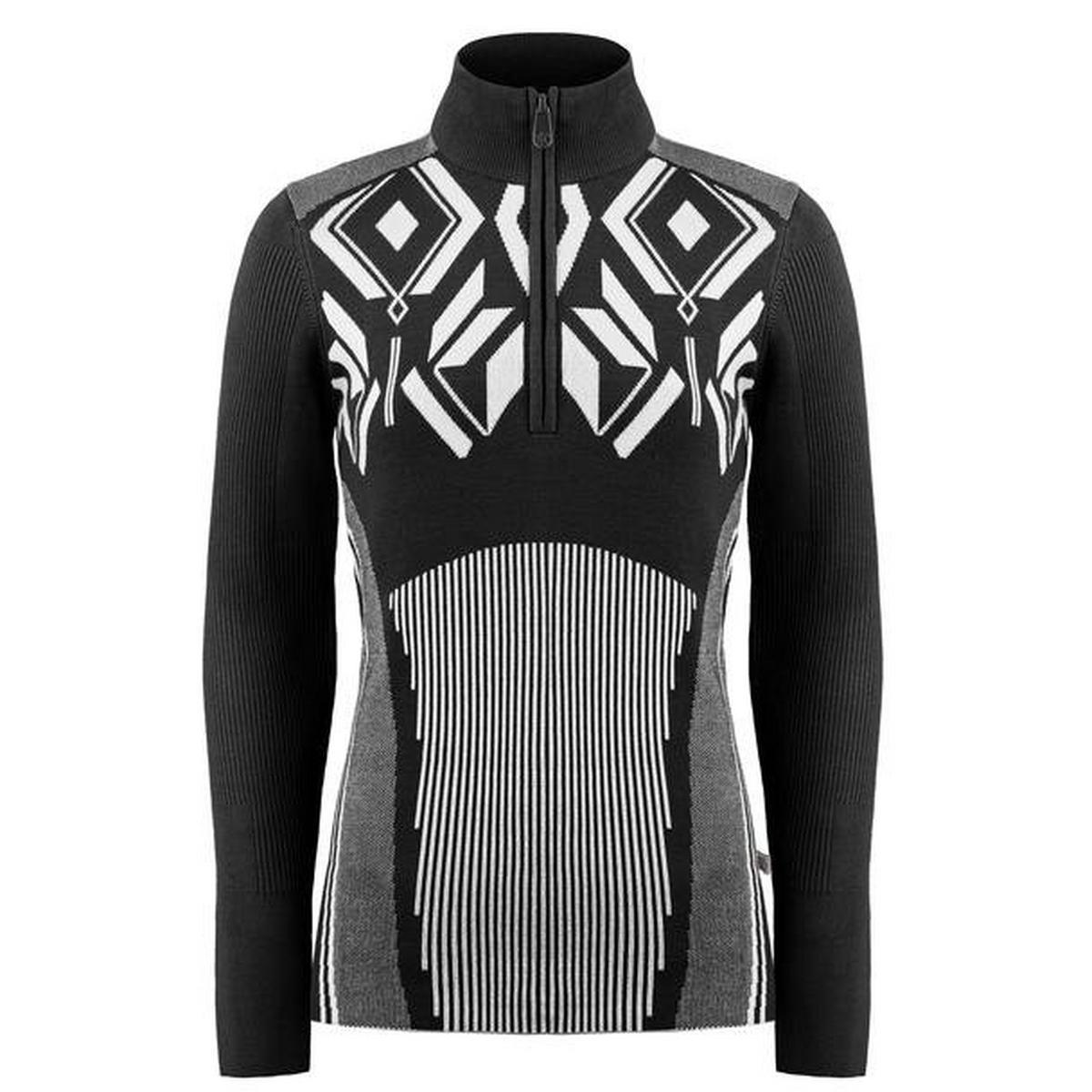 Poivre Blanc Women's Poivre Blanc Knit Sweater - Multi