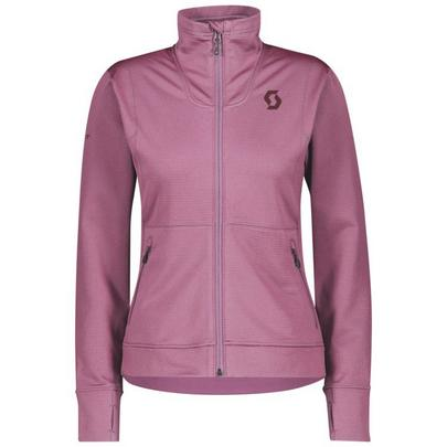 Scott Women's Defined Tech Fleece - Cassis Pink