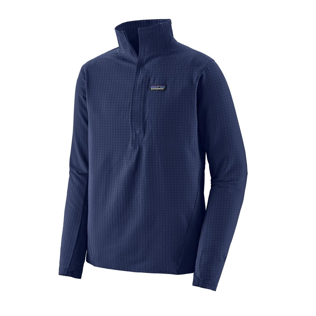 Patagonia Men's R1 TechFace Pullover - Navy