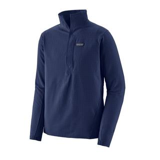 Men's R1 TechFace Pullover - Navy