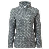 Women's Talladale Half Zip Fleece Jacket - Green