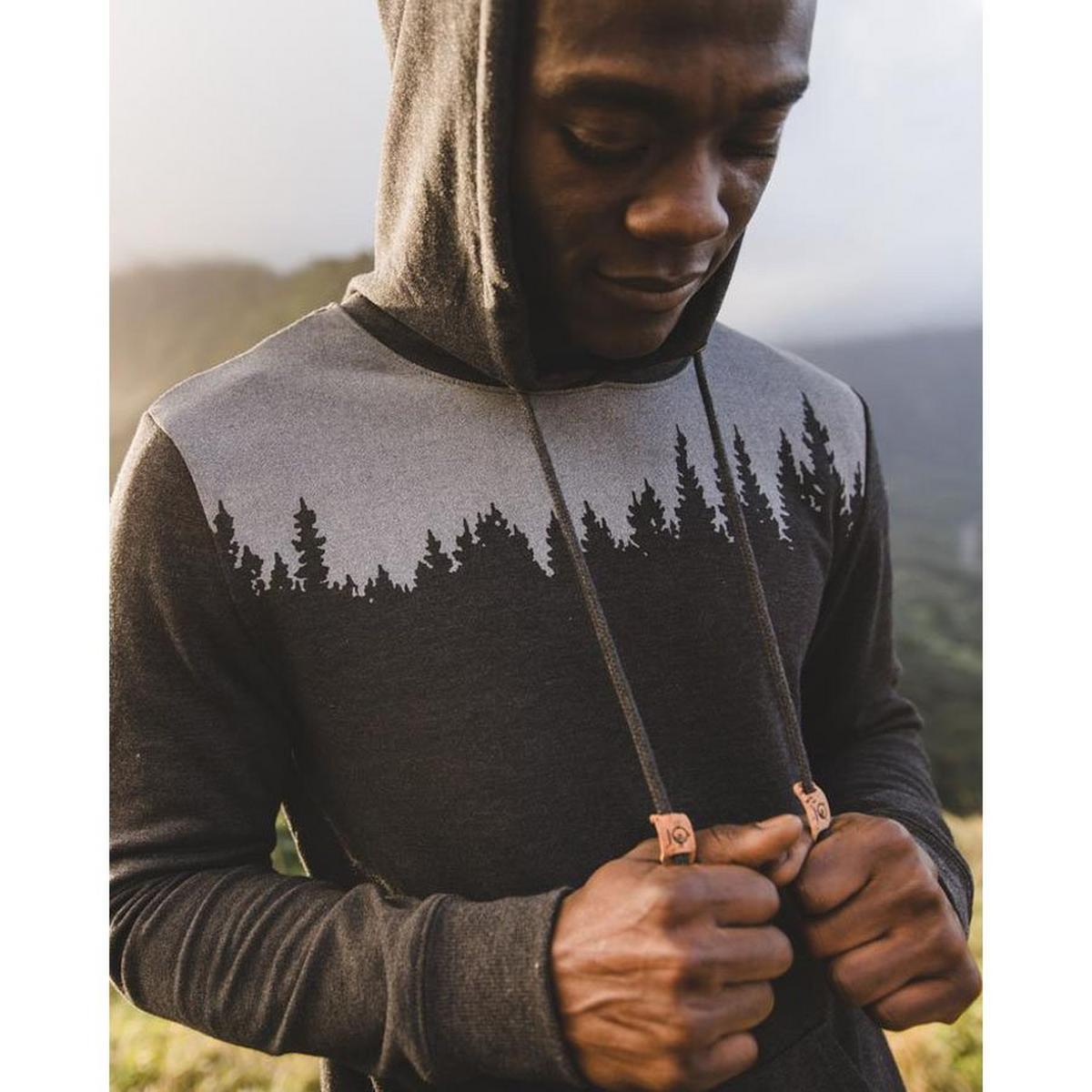 Tentree Juniper Hoodie - Grey