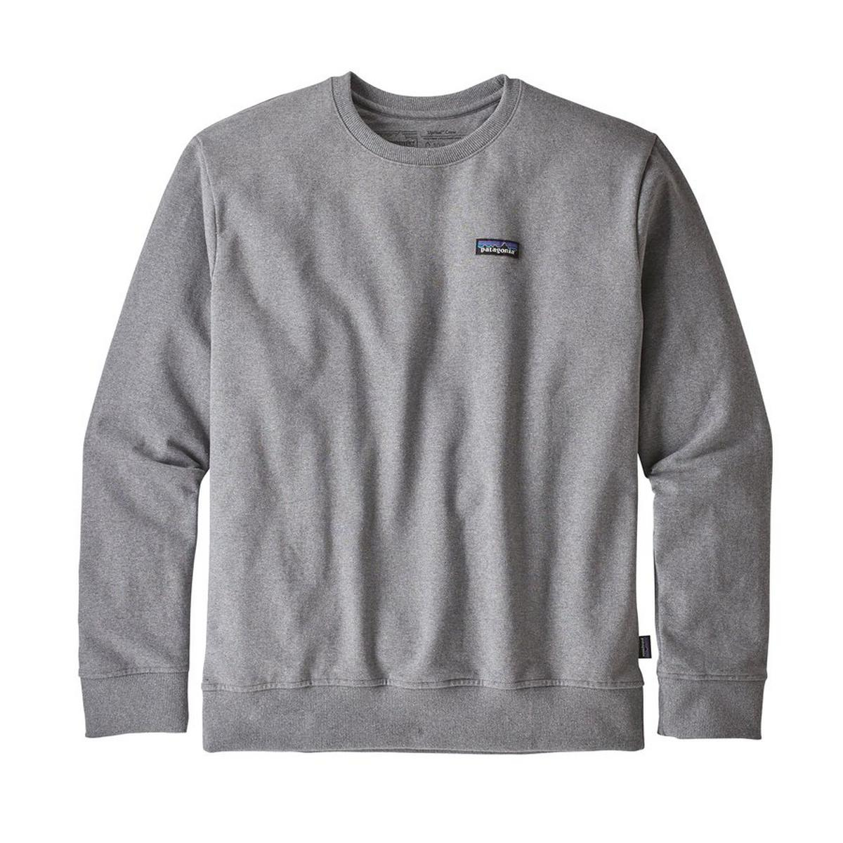 Patagonia Men's P6 Label Uprisal Crew - Grey