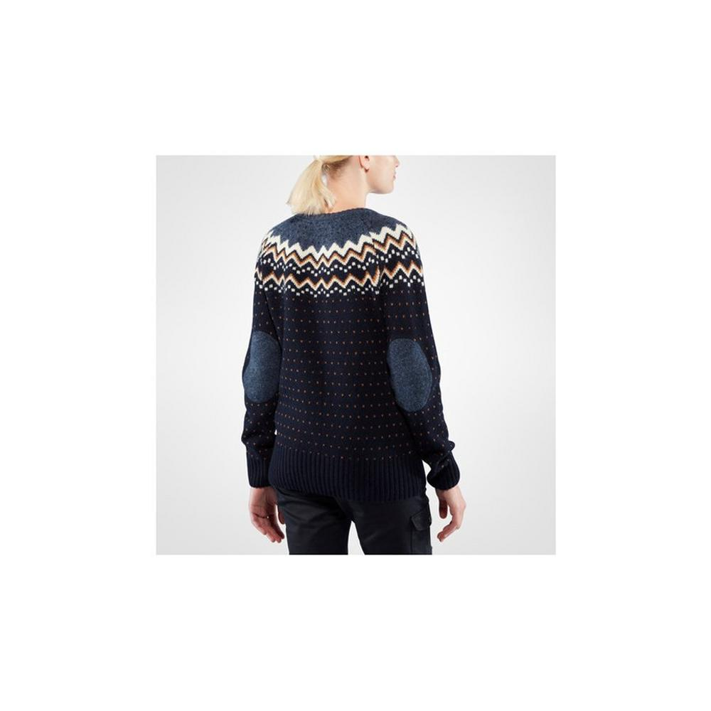 Fjallraven Ovik Knit Sweater - Navy