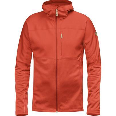 Fjallraven Men's Abisko Trail Fleece - Orange