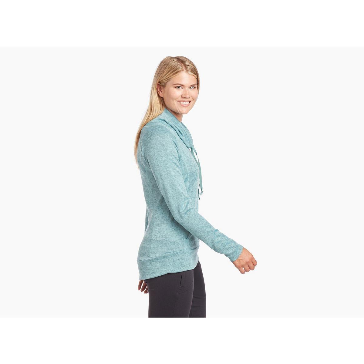 Kuhl Women's Lea Pullover- Cascade