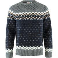 Men's Ovik Knit Sweater - Dark Navy