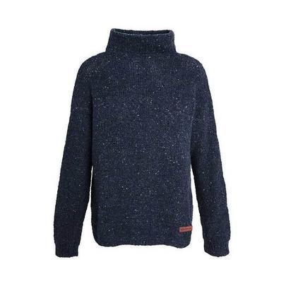 Sherpa Adventure Yuden Pullover Sweater - Rathee Blue