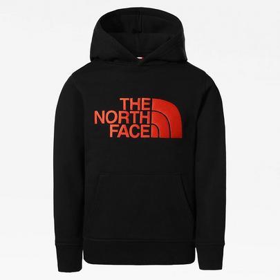 The North Face Kids Drew Peak Hoodie - Black