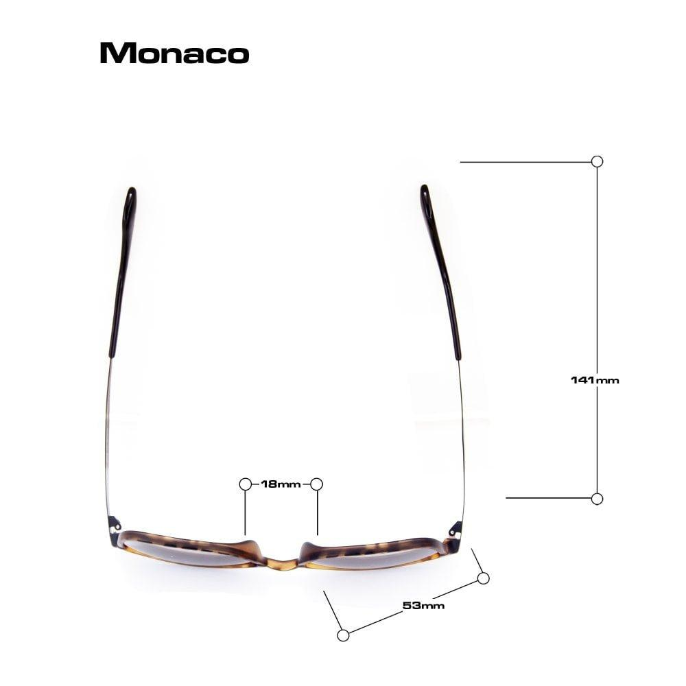 Bloc Monaco Sunglasses - Navy