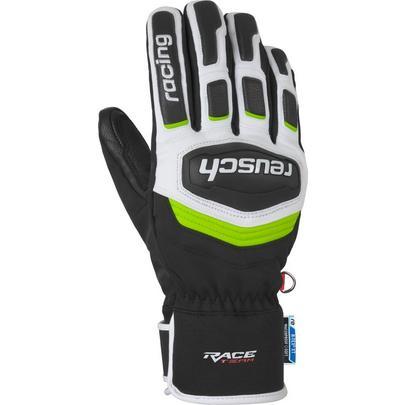 Reusch Kids Training R-Tex XT Glove - Black White Neon Green
