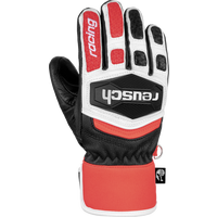 Worldcup Warrior GS Junior Glove - Black/Red