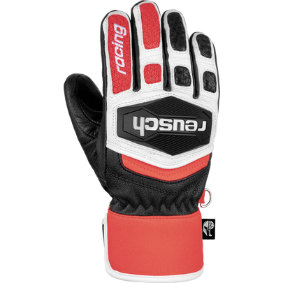 Reusch Worldcup Warrior GS Junior Glove - Black/Red