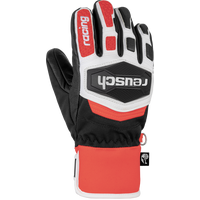 Worldcup Warrior R-Tex XT Junior Glove - Black / Red