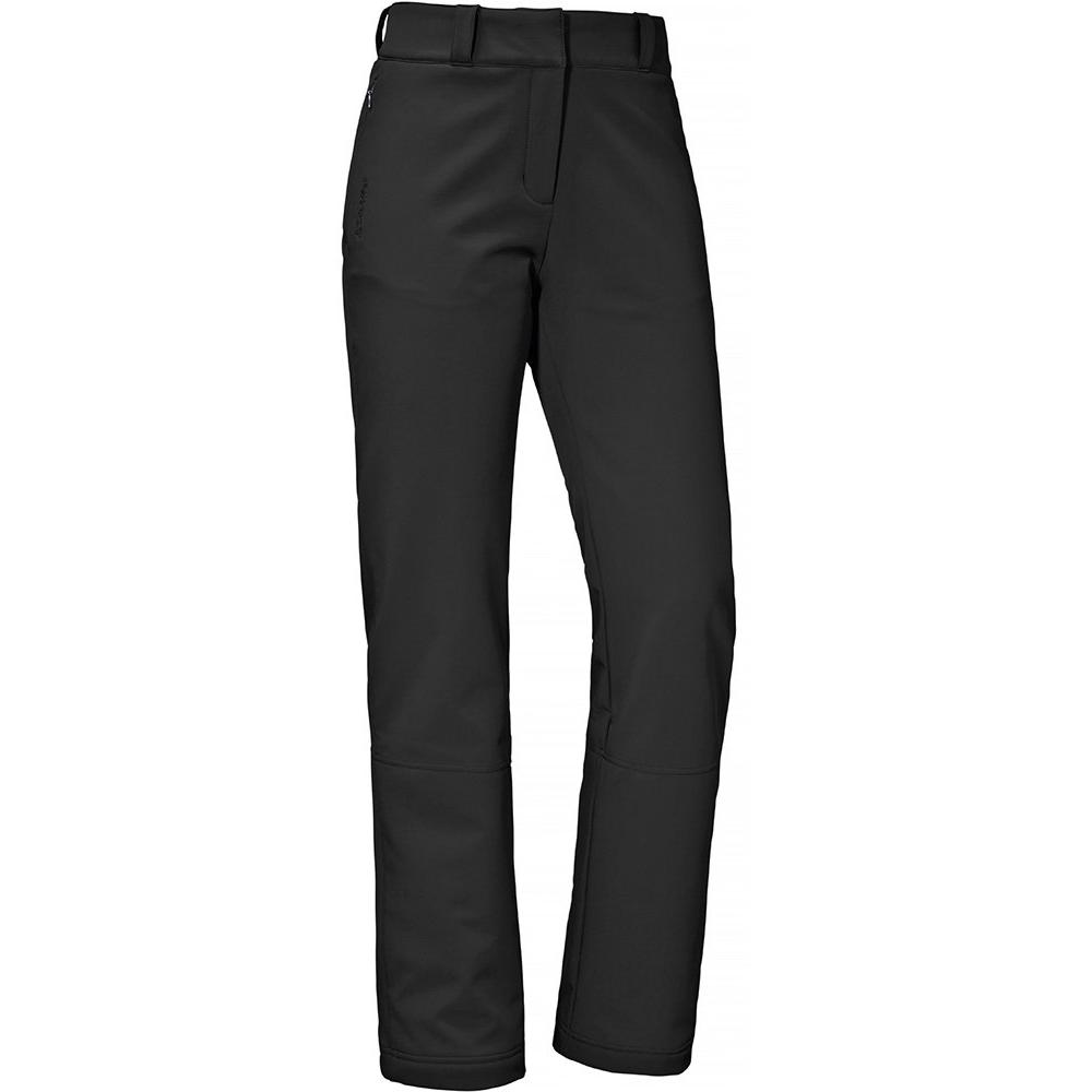 Schoffel SKI Pants Women's Lille 1 Softshell Black