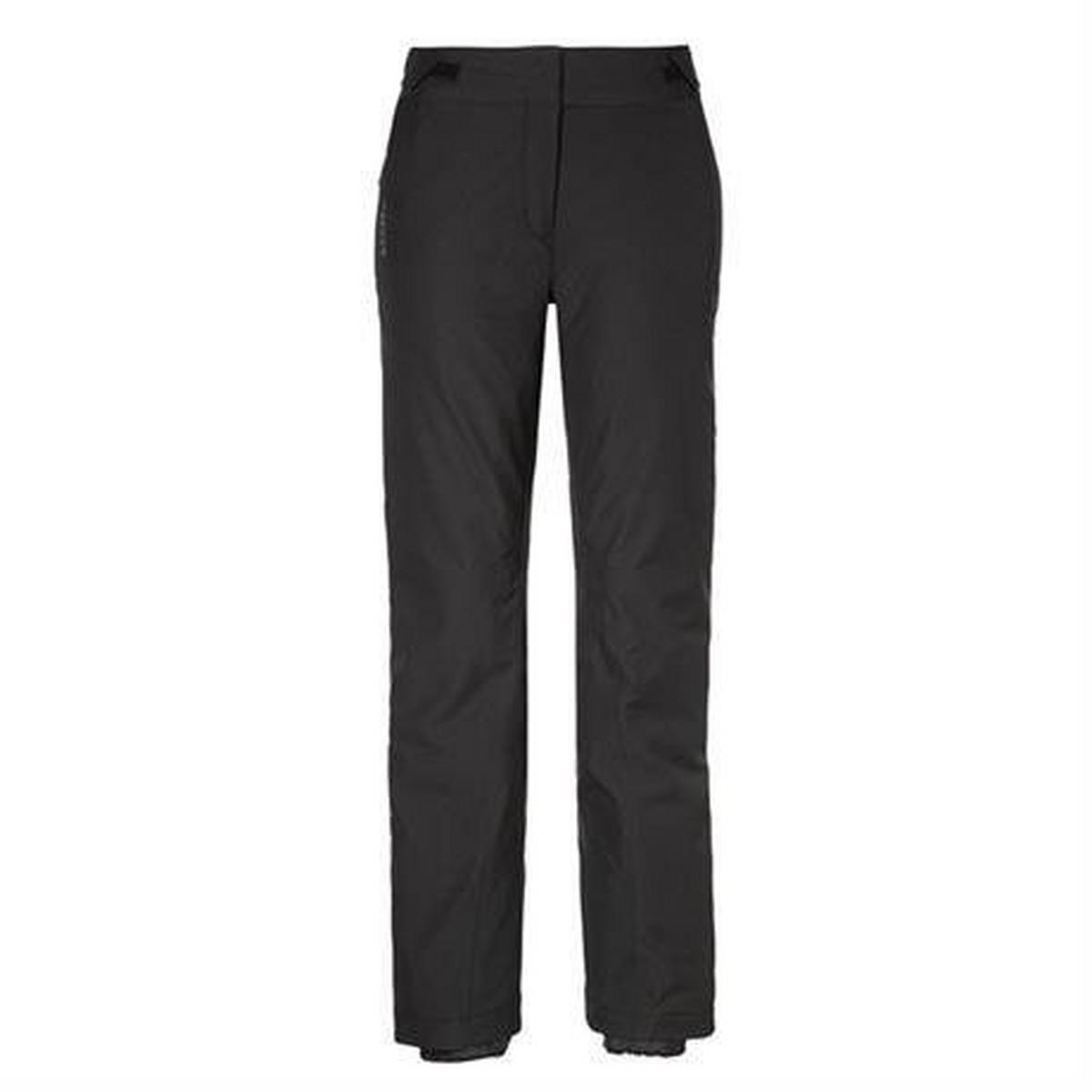 Schoffel SKI Pants Women's Pinzgau REGULAR Leg Trousers Black