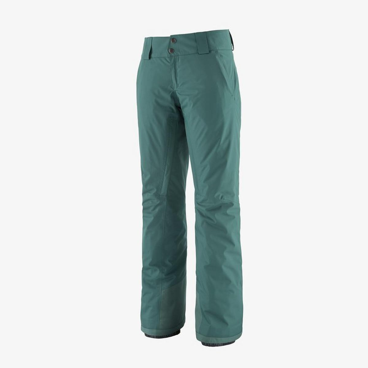 Patagonia Women's Patagonia Insulated Snowbelle Pant - Green