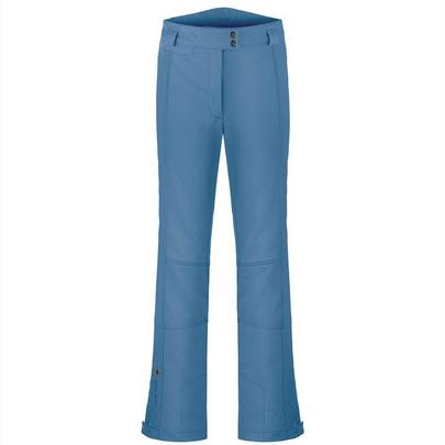 Poivre Blanc Women's Stretch Ski Pant - Twilight Blue
