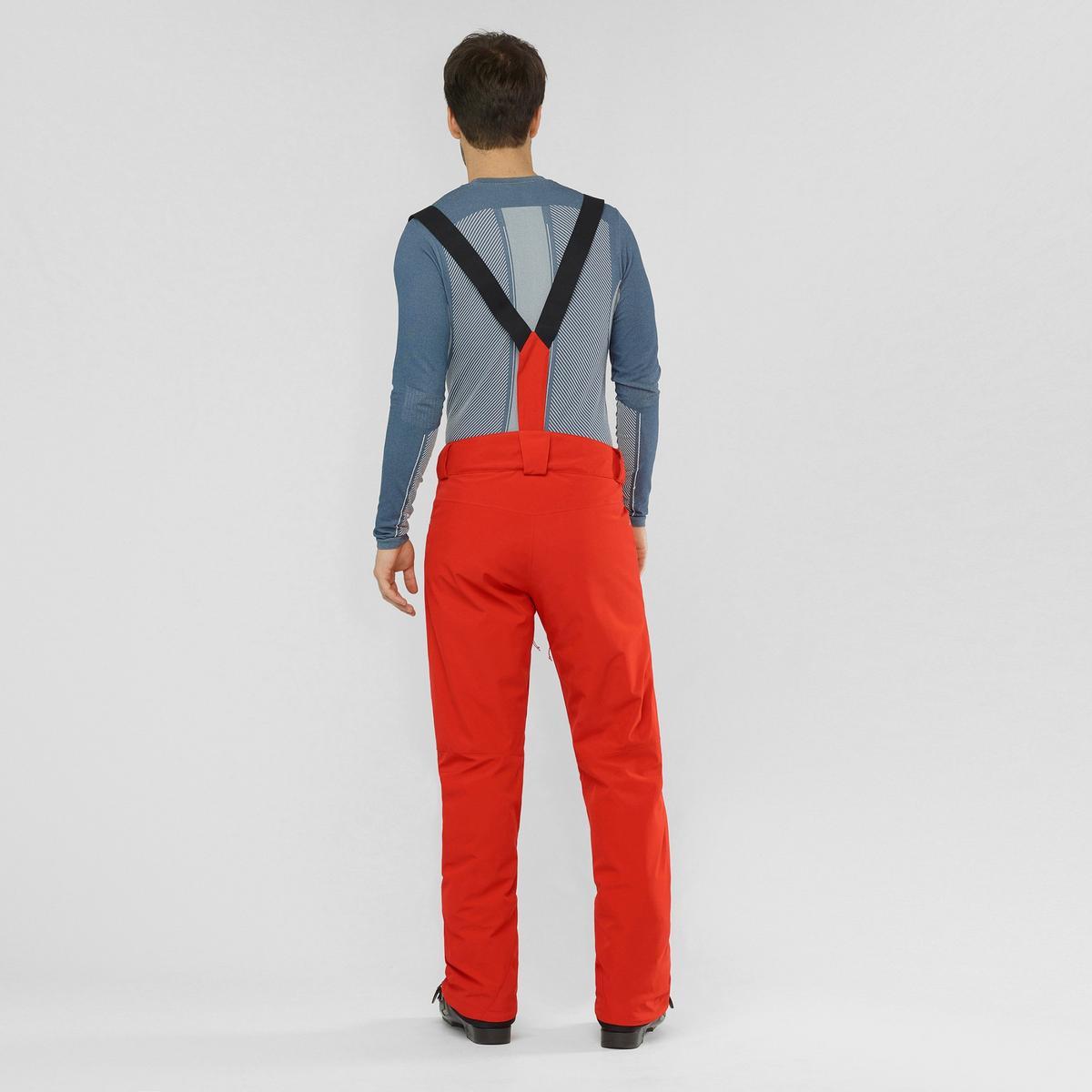Salomon Men's Salomon Stance Pant - Red