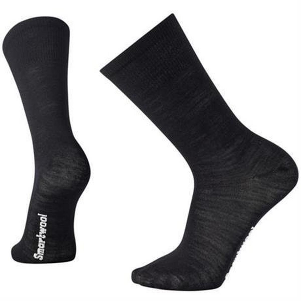 Smartwool HIKING Socks Men's Hike Liner Crew Black