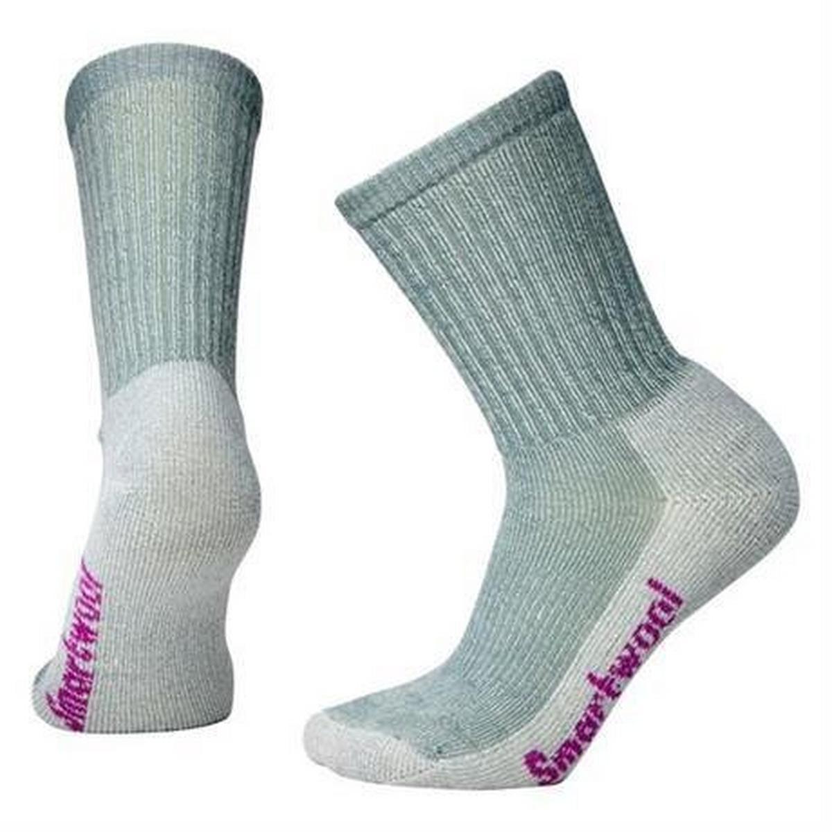 Smartwool HIKING Socks Women's Hike Light Crew Light Grey
