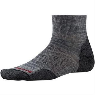 HIKING Socks Men's PhD OD Light Mini Medium Grey