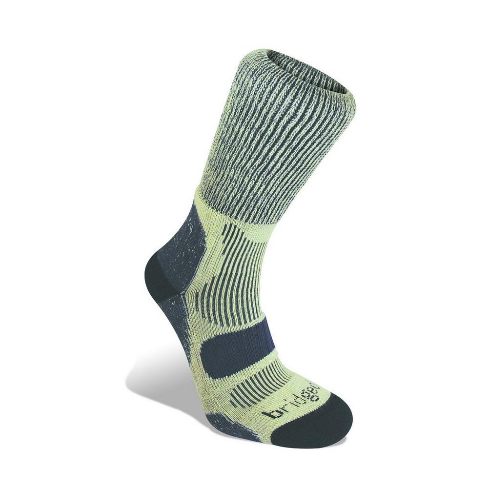 Bridgedale Men's Cotton Cool Hike Lightweight Socks