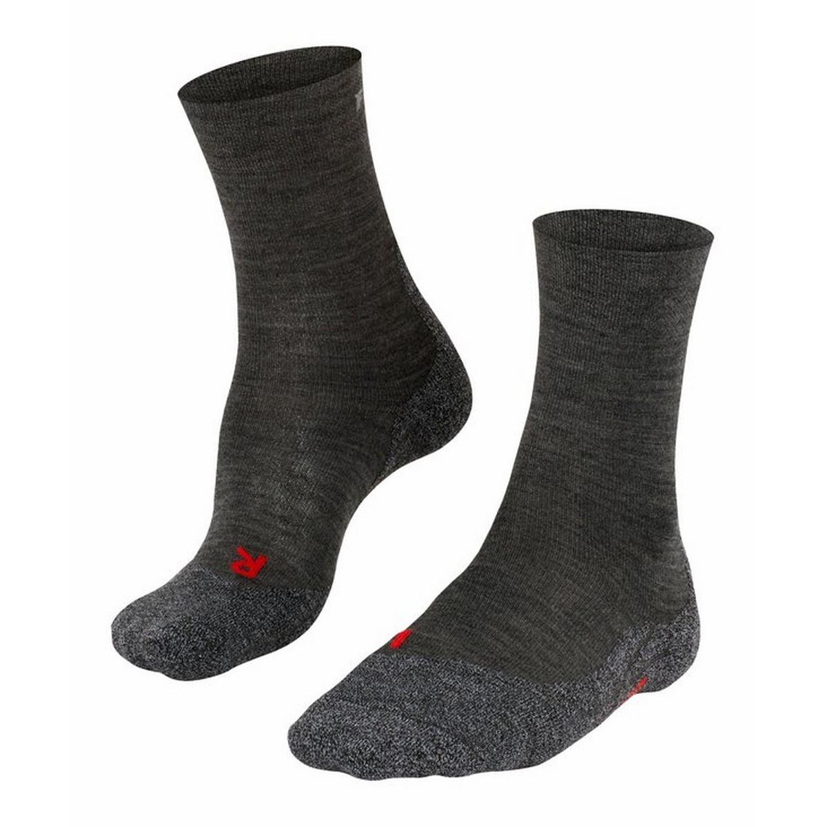 Falke HIKING Socks Men's TK2 Sensitive Asphalt